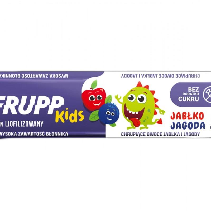 Frupp Kids Jablko & Passion fruit 34 kcal