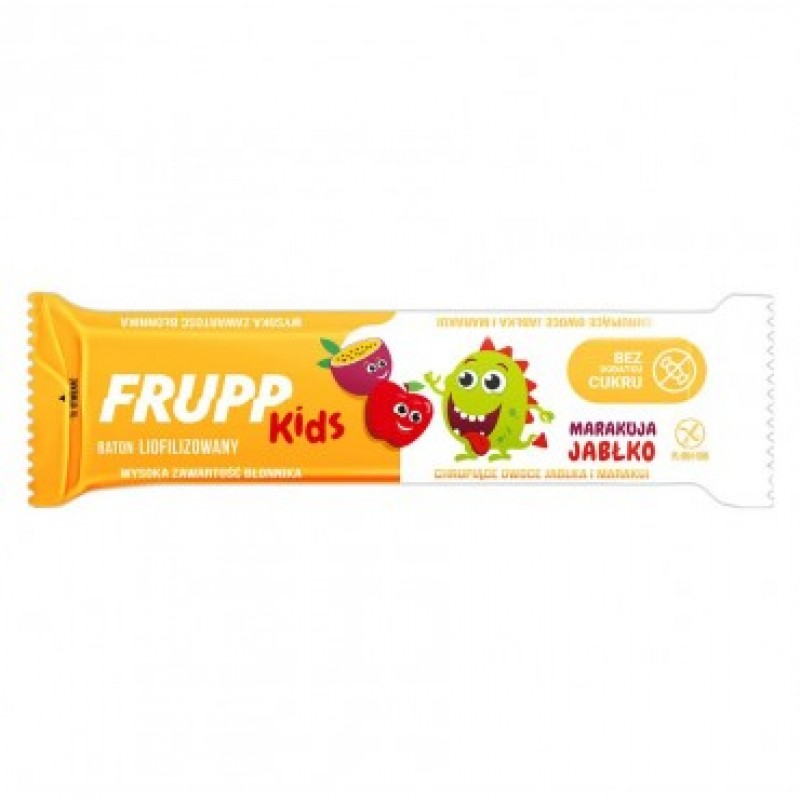Frupp Kids Jablko & Passion fruit 34 kcal